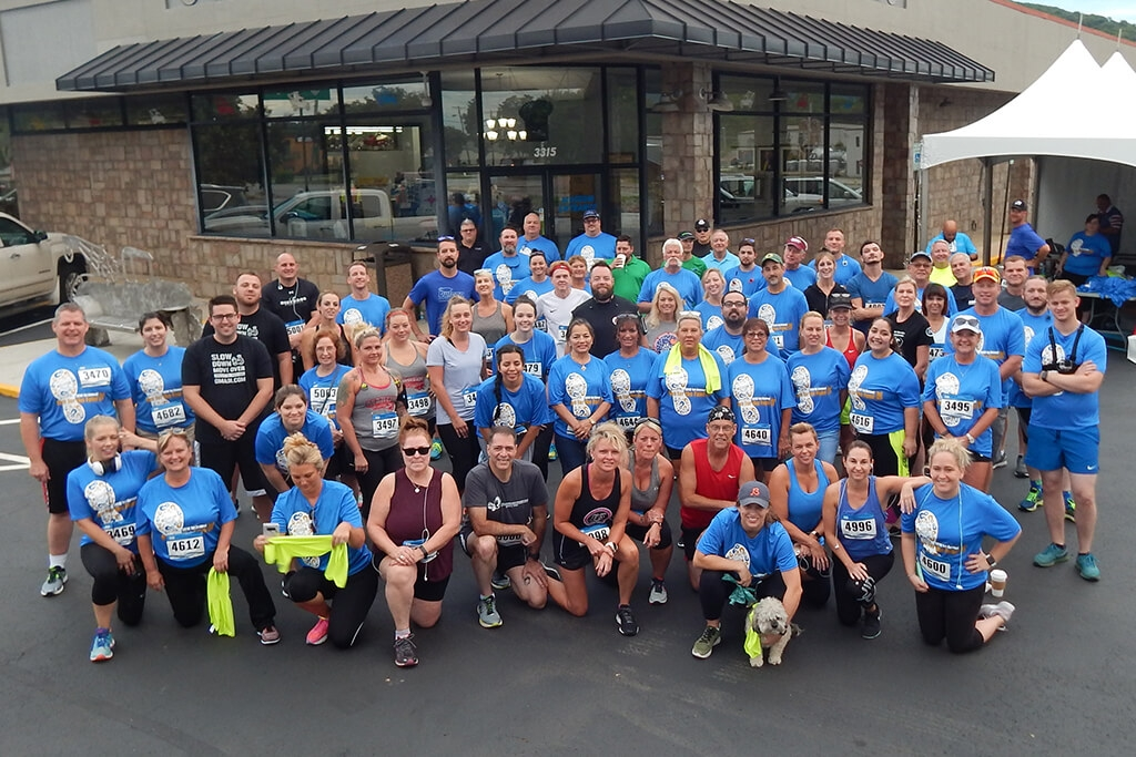 Run For The Fund in Chattanooga, TN - Details, Registration